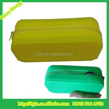 New Promotion Mobile Phone Silicone Case, Cute Silicone Cosmetic Pouc, Purse Smart Wallet