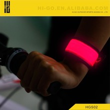2015 hot item glowing led elastic light band for party