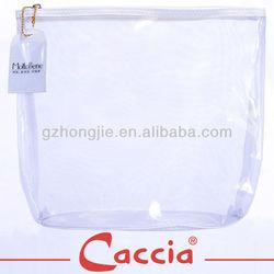 pvc ladies' cosmetic bag