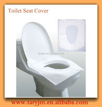 16 Fold Disposable Toilet Seat Cover Paper Recycle Pulp China Custom Portable Bathroom Paper