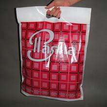 Custom shopping plastic bags manufacturer