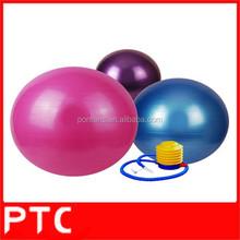 cheap anti-burst yoga ball with pump