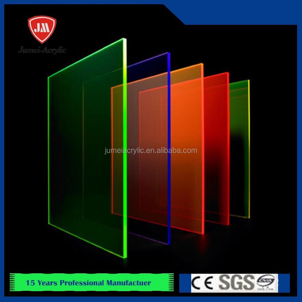 neuware niedrigen preis acrylglas lichtleiter blatt. Black Bedroom Furniture Sets. Home Design Ideas