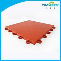 Hot sale modified PP roller skating court flooring