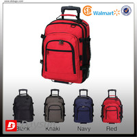 Bookmobile 18 inch Rolling Laptop Backpack