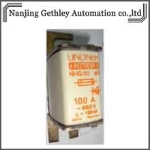660V 100A NHG00 aR Fuse LINDNER RECTICUR Fuse