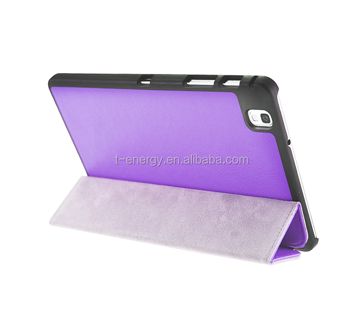 New Folio Leather Smart Cover For Samsung Galaxy Tab Pro 8.4 Leather Case/Phone Case