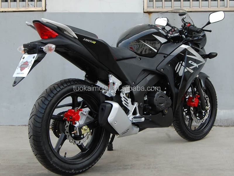 150cc water-cooled sport motorcycle (TKM250-F)