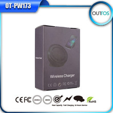 Factory supply directly CE,RoHS,FCC Approved wireless mobile phone charger ,OEM quick deliver power sockets for Iphone Samsung