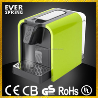 2015 High Quality Popular Nice Looking 1.2L Electric Capsule Coffee Machine