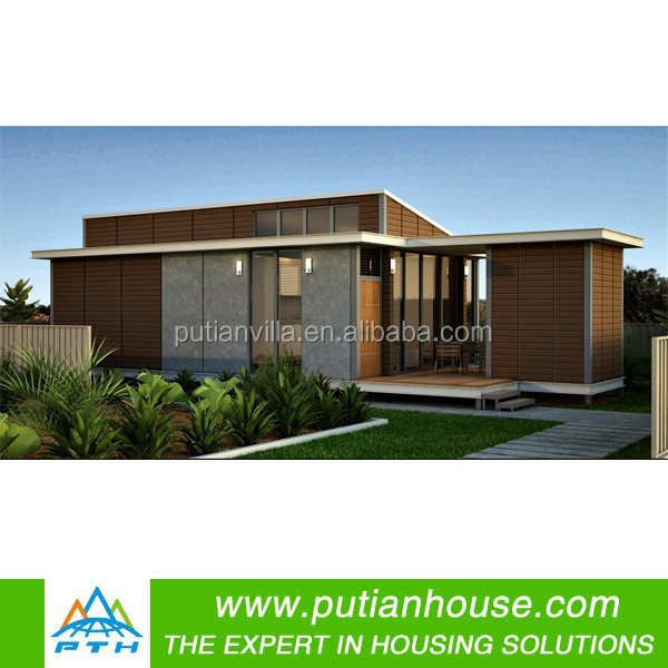 modern design affordable prefabricated home buy