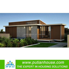 Modern design affordable prefabricated home
