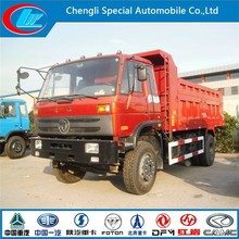 Factory direct selling tipper 4x2 DONGFENG mini truck 10 ton used mini dump trucks
