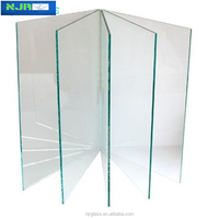 decorative curtain wall glass tempered glass
