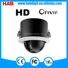 Embeded No IR Outdoor 1080p Resume function PTZ IP Camera Popular 18X Optical Zoom Speed Dome Camera