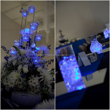 Muti-Color Round LED Submersible Light for New Year's day