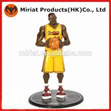 movible jugador de baloncesto figuras articuladas de acción