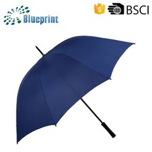 Solid Color Handy Open All Weather Golf Umbrella 8 Ribs In Malaysia