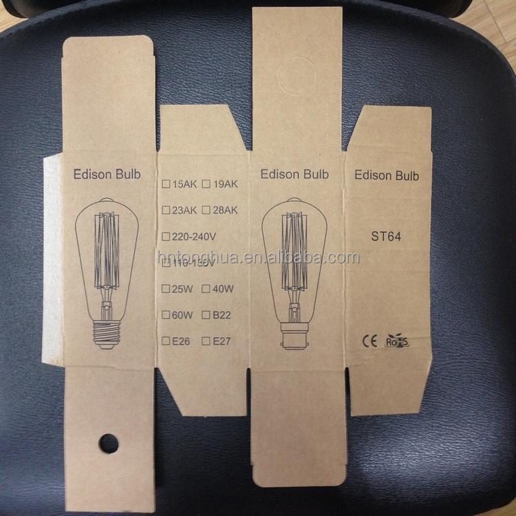 Edison Bulb A19 St64 T45 Globe Vintage 220v Light Bulb E27 ...