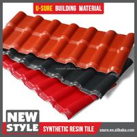 China wholesale spanish style heat resistance roof tile