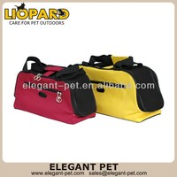 Newest low price folding dog carrier