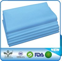 Colorful pp nonwoven Bed sheet