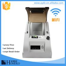 Wireless network mode heat transfer barcode label printer cheap