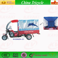 hot selling lifan 200cc engine for passenger & cargo tricycle