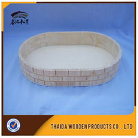 Cheap Service Wood Tray Made In China