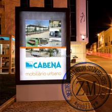Advertising strategies light box billboard factory price signboard