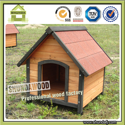 SDD08 wholesale wooden large dog house
