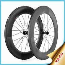Carbon Wheels Clincher CC880C High Profile 88mm Clincher 700c Classic CC Carbon Road Bike Wheels for Sale