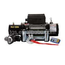 8000 lb wireless 4wd winches for car jeep truck