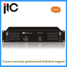 China 120W professional audio power amplifier professional manufacturer