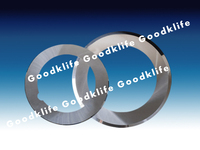 Hydraulic Stainless Steel Precision Disc Cutter
