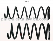 Auto part coil spring for cars