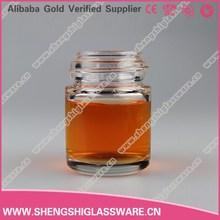 50ML Food Grade Glass Spice Bottles With Aluminum Cap