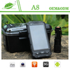 2015 new 4.0 Inch Waterproof Shockproof dustproof NFC IP68 rugged phone land rover a8