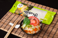 Healthcare supplement konjac dry chinese noodles