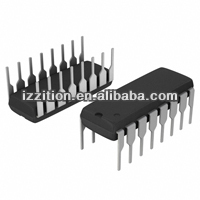 (Electronic IC Chips) SN74HC163N IC 4-BIT BINARY COUNTER 16-DIP New&Original/Low Price/RoHS Compliant/Hot Sale