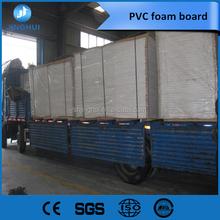 PVC Rigid Foam Board , Decoration Material White PVC Foam Sheet, Heat Insulation High Density PVC Foam Board
