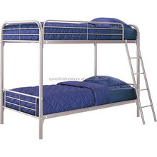 2015 hot sale school furniture type metal bunk bed for dormitory