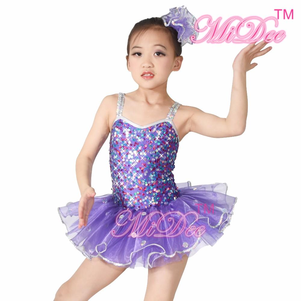 Confeti girls\' de lentejuelas de baile vestido de disfraces para los ...