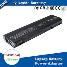 7800mAh 9 Cell New High Capacity Battery for HP EliteBook 8440P 8440W ProBook 6450B 6455B 6540B 6545B 6550B