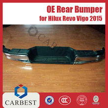 High Quality OE Toyota Hilux Rear Bumper for Revo 2015 Vigo