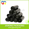 Disposable drawstring HD and scented plastic black garbage bag tie