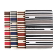 Luxury leather smart cover case For ipad air PU Leather Flip Cover Stand Case