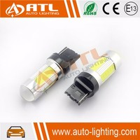 Long life time auto T20 S25 FOG reverse polarity protection double cob led 3157