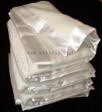 pure nature 100%silk baby blanket