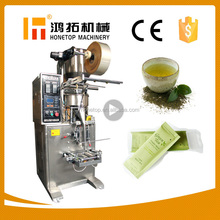 Full automatic small type manual tea bag packing machine